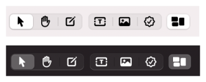Image of SF Symbols as user interface icons